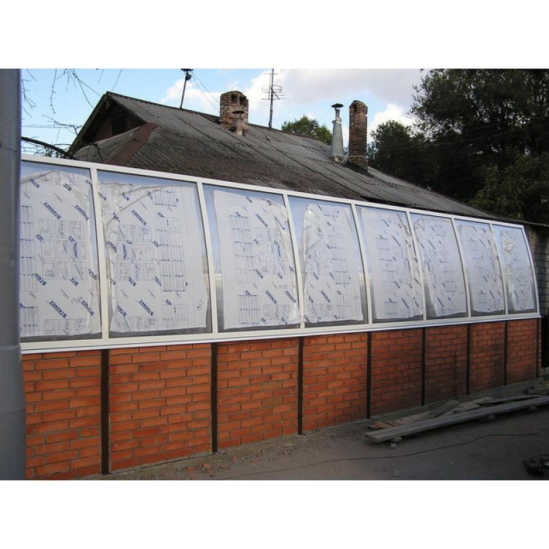 Шумозащитный экран, 2009г.