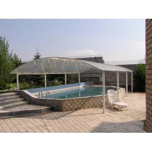 Навес над бассейном, 2005г.