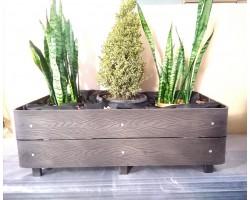 Кашпо для декоративных деревьев и кустарников