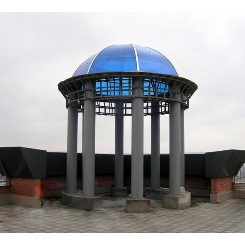Дом с ротондами в Харькове, 2014г
