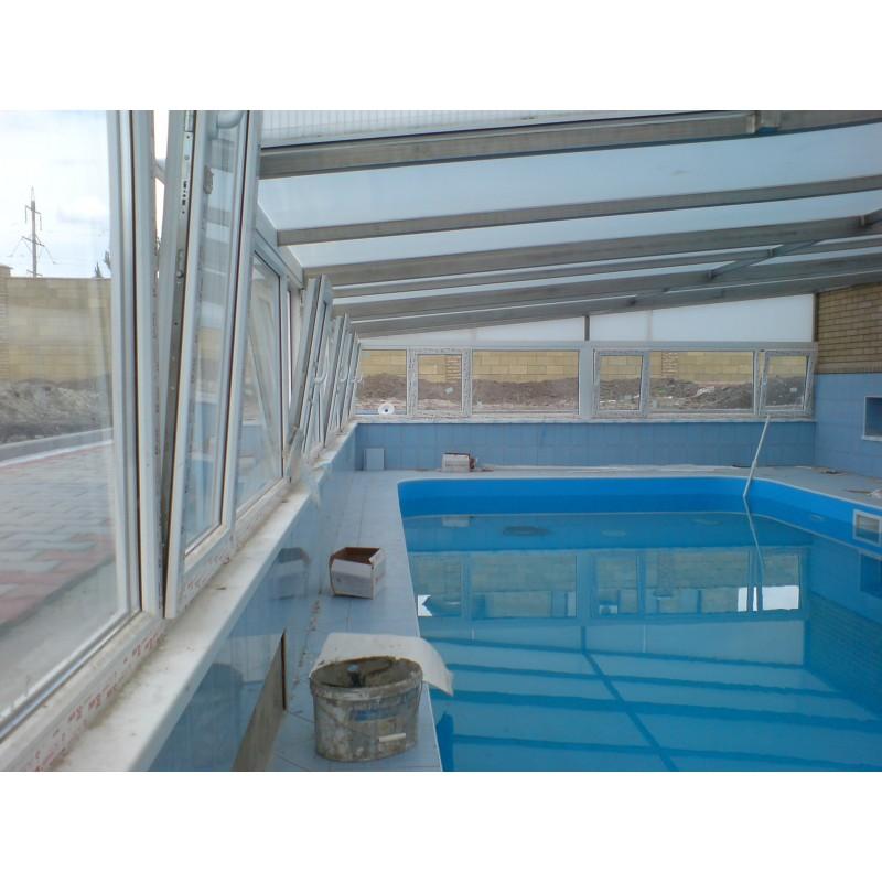 Павильон для бассейна, 2010 г.