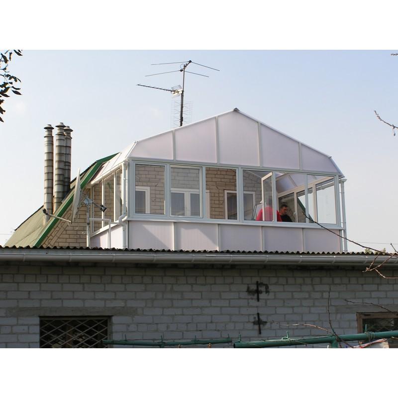 Теплица из поликарбоната, Республика Крым
