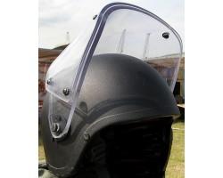 Прозрачные щиты и элементы амуниции для военно-спортивных соревнований и мероприятий.