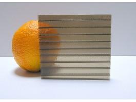 6 мм колотый лёд, КАРБОГЛАСС, Сотовый поликарбонат