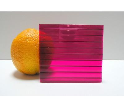 16 мм цветной, КАРБОГЛАСС, Сотовый поликарбонат