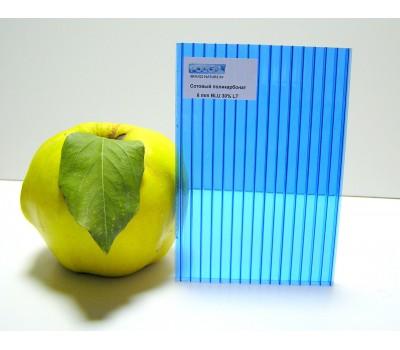 4 мм цветной, POLYGAL, Сотовый поликарбонат
