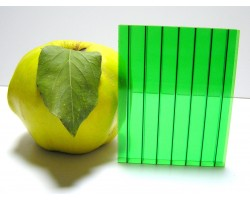 Сотовый поликарбонат POLYGAL 6 мм цветной
