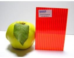 10 мм цветной, POLYGAL, Сотовый поликарбонат