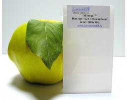 4 мм цветной, КАРБОГЛАСС, Монолитный  поликарбонат