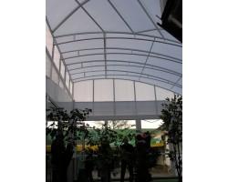 Зимний сад из поликарбоната. Оранжереи