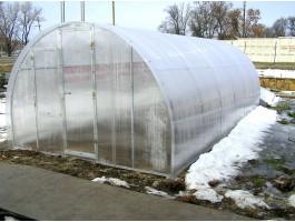 4 мм прозрачный, КАРБОГЛАСС, Сотовый поликарбонат