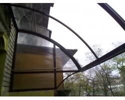 Монолитный поликарбонат Monogal 5 мм прозрачный