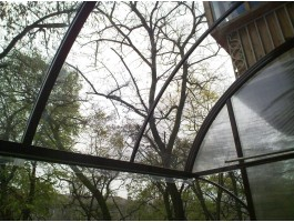 8 мм прозрачный, КАРБОГЛАСС, Монолитный поликарбонат