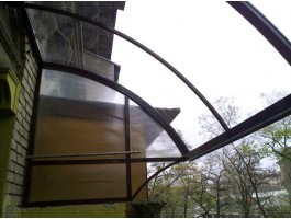 10 мм прозрачный, КАРБОГЛАСС, Монолитный поликарбонат