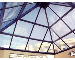 Монолитный поликарбонат Карбогласс 4 мм прозрачный