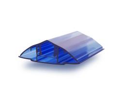 ПСРК-Б (крышка+база) Соединительный поликарбонатный профиль