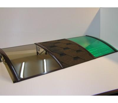 Кронштейн 600 мм - Козырек своими руками