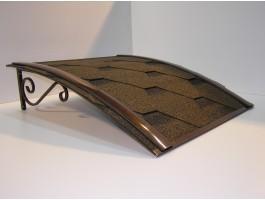 Кронштейн 1200 мм - Козырек своими руками