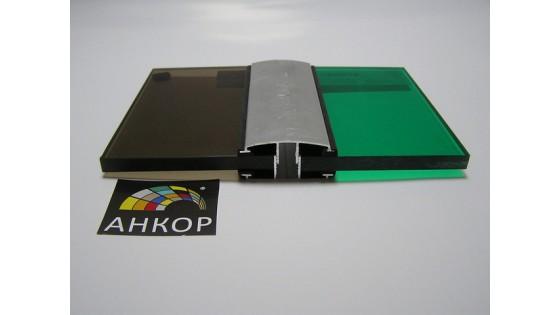 Алюминиевые профили для поликарбоната:  важен ли материал?