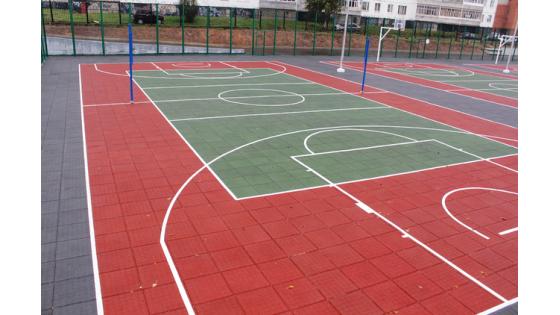 Покрытие для детских и спортивных площадок. Какое выбрать?