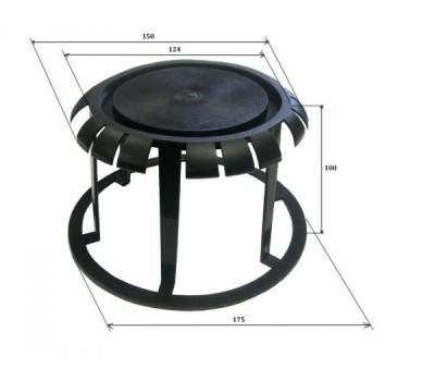 Заглушки для плит перекрытия ППС (ПБ)